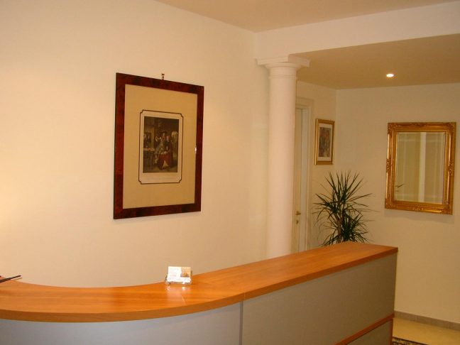 reception eur executive inn